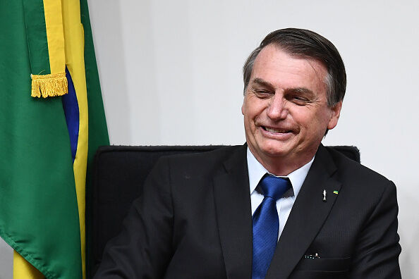 Brazil President: Poop Every Other Day to Protect Environment