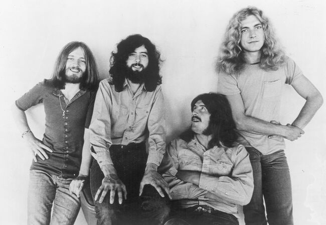 Led Zeppelin Portrait