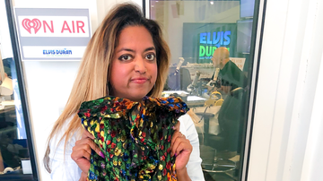 Elvis Duran - Gandhi Orders Dress For Elvis' Wedding But It Looks NOTHING Like The Photo
