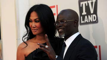 The Tea with Mutha Knows - Kimora Lee Simmons' Ex Djimon Hounsou Files For Custody Of Son