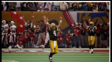 The Steve Czaban Show - Who Should Be The Top Green Bay Packer Of All Time?