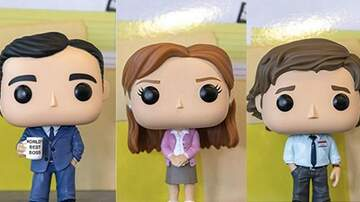 Suzette - You Can Now Officially Buy Characters From 'The Office' In Funko Pop Form