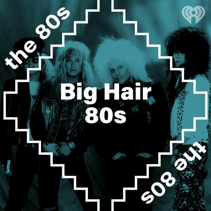 Big Hair 80s