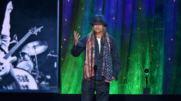 Jimmy Barrett - WATCH: Kid Rock pays tribute to the late Eddie Money in concert