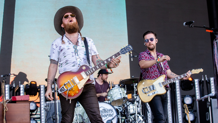 Brothers Osborne Announce New 'Live At The Ryman' Album