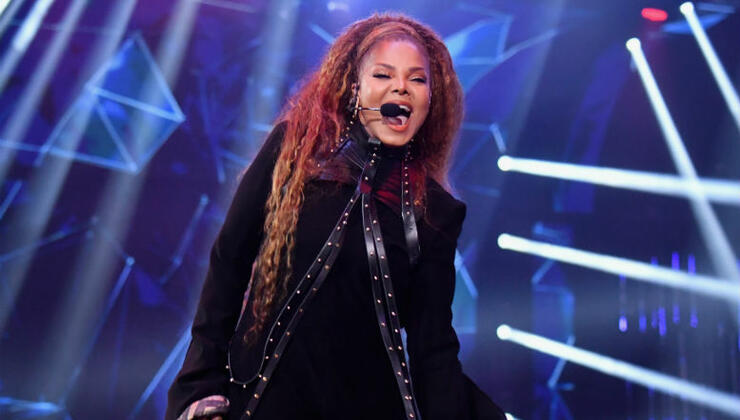 Janet Jackson Surprises Superfan Dad At Las Vegas Residency: See The Moment | iHeartRadio