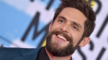 iHeartCountry - Thomas Rhett Singing 'Happy Birthday' To His Daughter Will Melt Your Heart