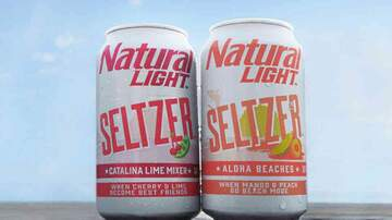 Blaine - Natty Light In The Spiked Seltzer Game?