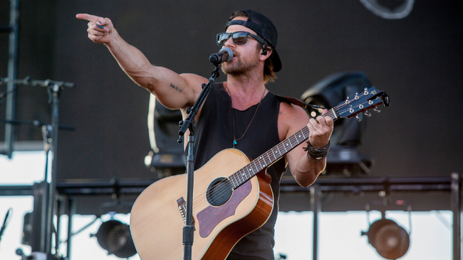 Kip Moore Drops Highly Anticipated New Single 'She's Mine'