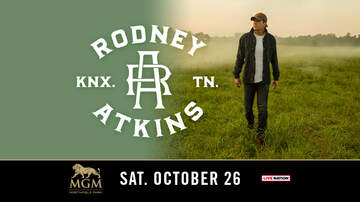 None - Rodney Atkins at MGM Northfield Park