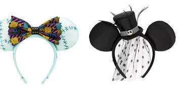 Suzette - 'The Nightmare Before Christmas' Mickey Ears Are Here & I Need Them So Bad