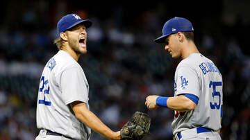 Sports News - Clayton Kershaw & Cody Bellinger Inspire Kid To Keep Playing Baseball