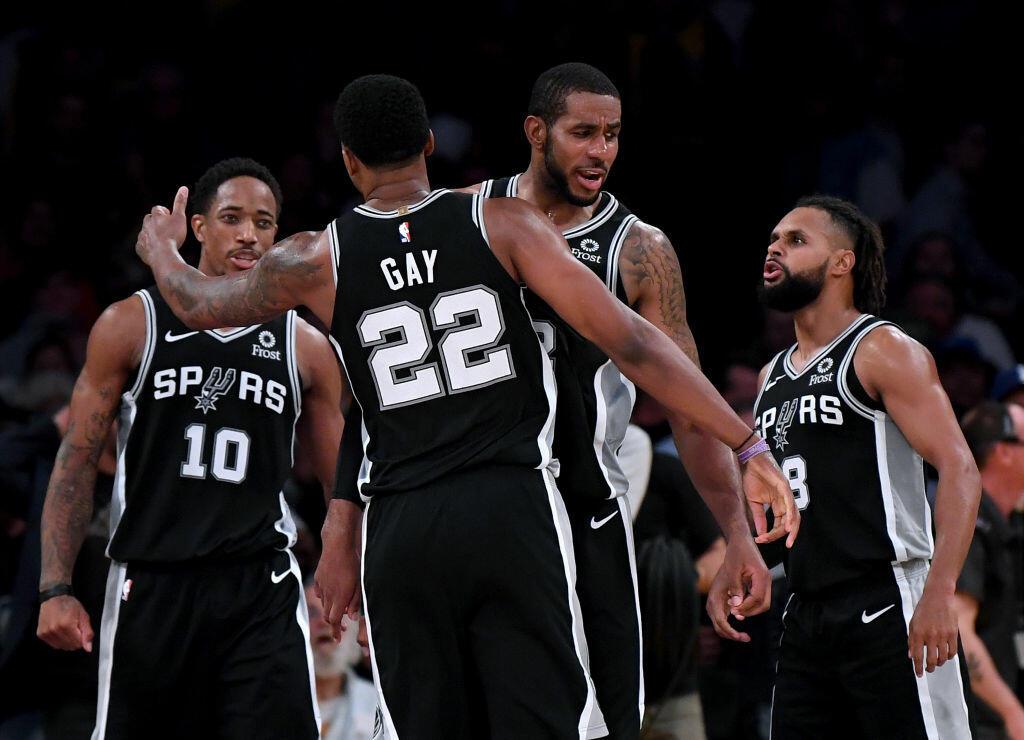 image relating to San Antonio Spurs Schedule Printable named Spurs Announce 2019-2020 Program Information Radio 1200 WOAI