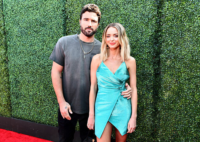Brody Jenner and Kaitlynn Carter Jenner at 2019 MTV Movie And TV Awards - Red Carpet
