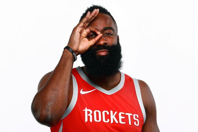 Houston Rockets Media Day