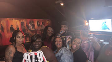 Photos - Mr. B's with Dr. Darrius 8.11