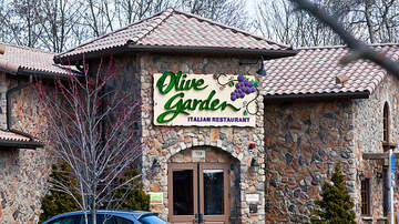 TJ, Janet & JRod - Here's How You Can Get A Lifetime Pasta Pass From Olive Garden