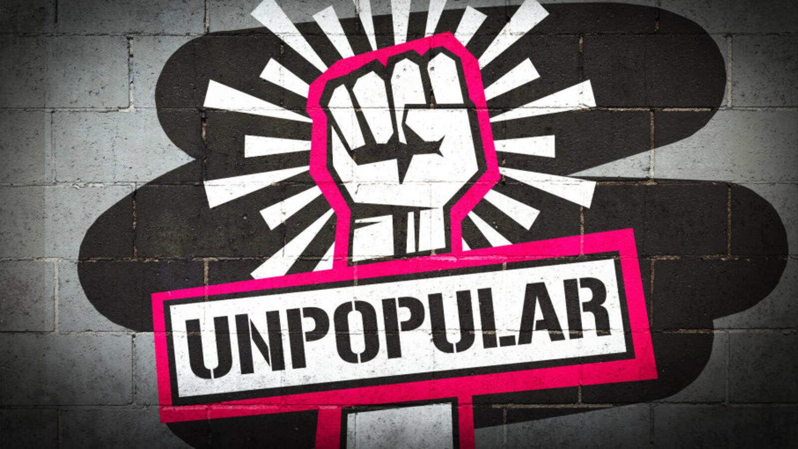 About Unpopular