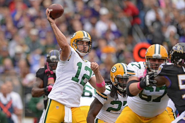 What to watch for in the Packers-Ravens game tonight