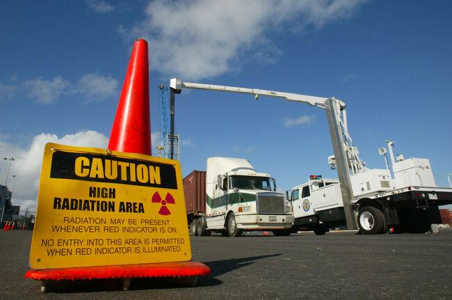 Antiterrorism Tools on Display at Port Everglades, FL