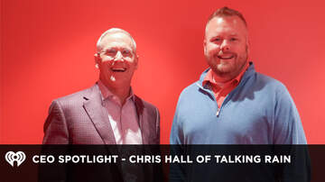 Spotlight on Seattle Business - Talking Rain - Chris Hall