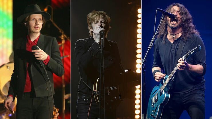 Foo Fighters, Beck And Spoon Set To Play Inaugural Intersect Festival   iHeartRadio