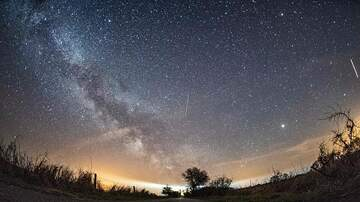 Lee Callahan - Perseid Meteor Showers On Wednesday And Thursday Mornings