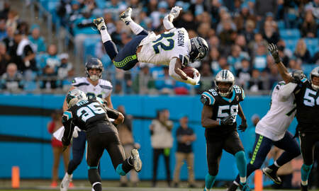 None - The Feltsulator (Week 15 Seahawks v Panthers)