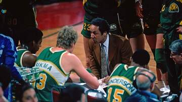 Lee Callahan - Seattle Street To Be Named After Sonics Legend Lenny Wilkens