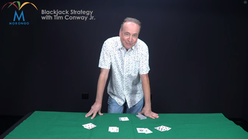 Tim Conway Jr - Tim Conway Jr. Teaches Us How to Play Blackjack Like the Pros!
