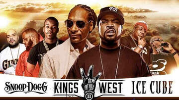 None - Kings Of The West Ft. Snoop Dogg, Ice Cube, E-40, Too $hort & More!