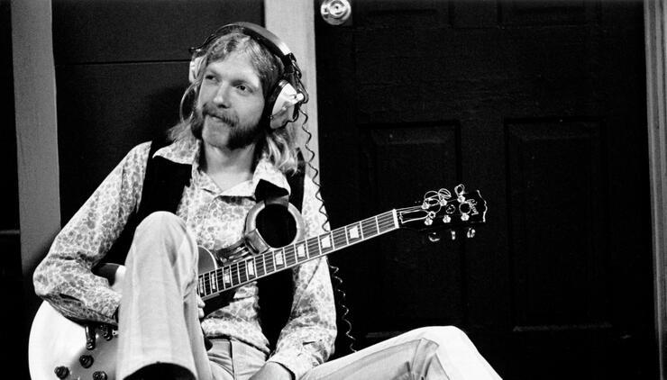 "Duane Allman's ""Layla"" Guitar Sells For $1.25 Million | iHeartRadio"