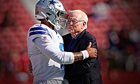 The Dan Patrick Show - Report: Cowboys Are Leaking Fake Dak Prescott Contract Demands to Win PR