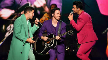 PK In The Morning! - Jonas Brothers Throw It Back To The '80s In 'Only Human' Music Video