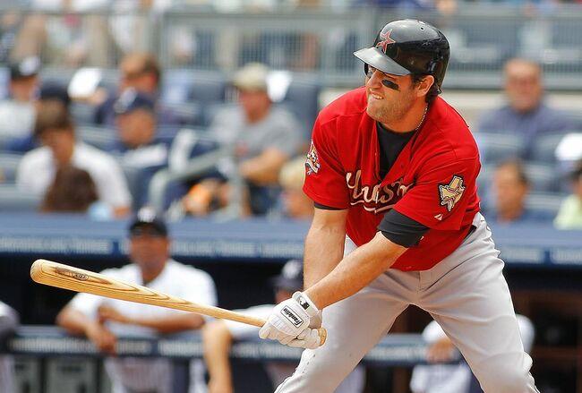 Houston Astros v New York Yankees