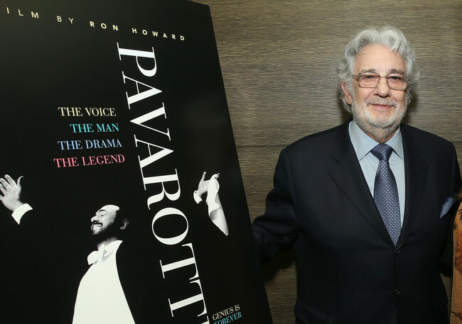 "Special Screening of ""Pavarotti"""
