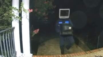 Coast to Coast AM with George Noory - Prankster with TV on Head Leaves Old TVs on Porches in Virginia