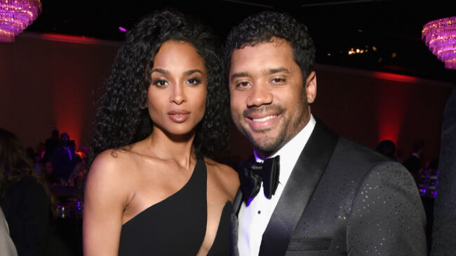 Ciara & Russell Wilson Are Officially Part Owners Of A Sports Team