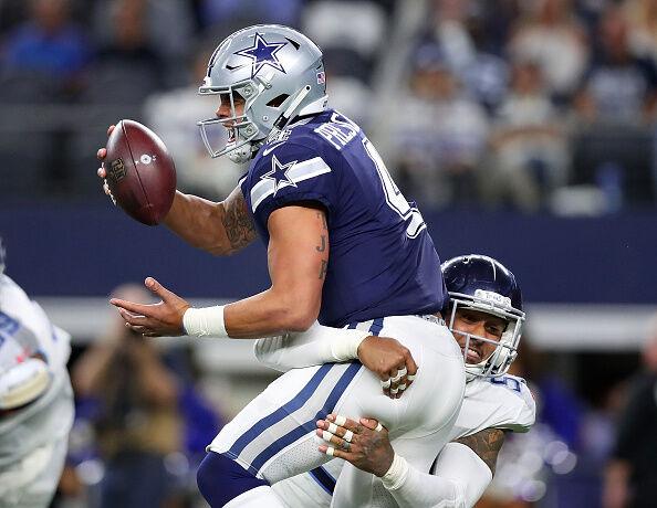 Tennessee Titans v Dallas Cowboys