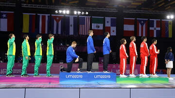 Marty and Jodi in the Morning - US gold medallists at Pan American Games face sanctions