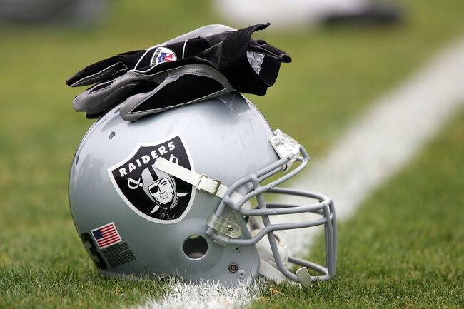 Oakland Raiders Training Camp
