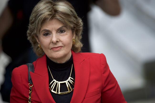 Gloria Allred is legally representing pilot, Sheri Drerup.