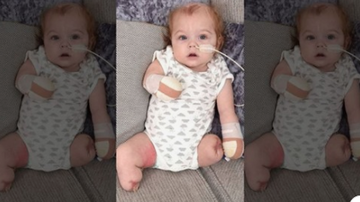 Qui West - Baby Loses All 4 Limbs Following Sepsis Infection!