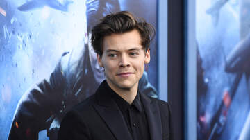 Billy the Kidd - Harry Styles Attends Ariana Grande's First UK Show at 02 Arena