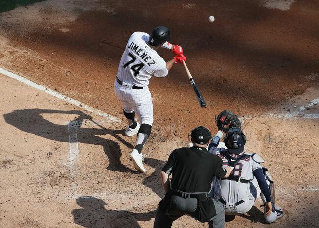 Houston Astros v Chicago White Sox - Game One