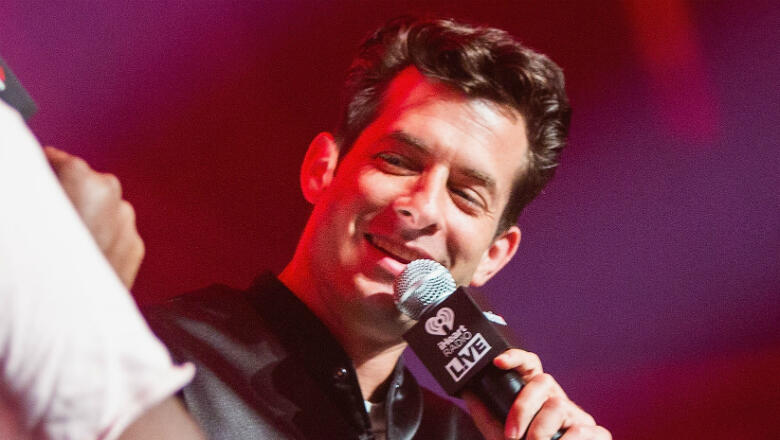 Mark Ronson Debuts ICONIC Remix Of Lady Gaga & Bradley Cooper's 'Shallow'