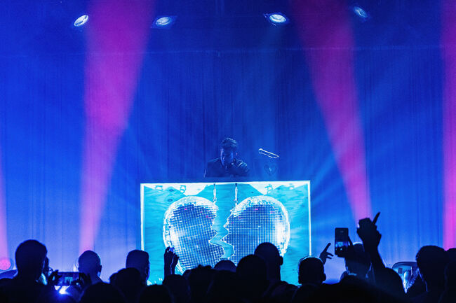 iHeartRadio LIVE And Verizon Bring You Mark Ronson In Seattle At Showbox SoDo