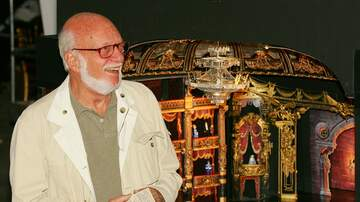 None - New York Public Library Sets Date For Harold Prince Exhibit