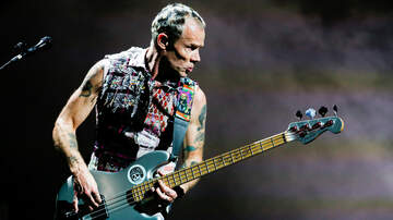 Ken Dashow - Flea Says His Upcoming Memoir Isn't Another 'Rock Star Book'