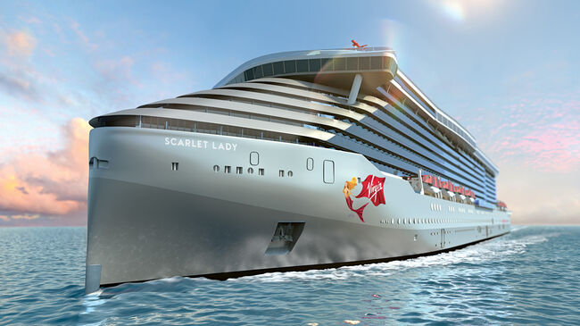 There's An Adults-Only Cruise Ship With Boozy Brunch, Tattoo Parlor & More
